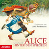 Vergrößerte Darstellung Cover: Alice hinter den Spiegeln. Externe Website (neues Fenster)