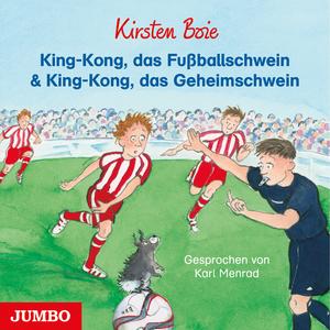 King-Kong, das Fußballschwein / King-Kong, das Geheimschwein