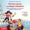Piraten-Jenny und Käpt'n Rotbart