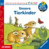 Vergrößerte Darstellung Cover: Unsere Tierkinder. Externe Website (neues Fenster)