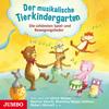 Vergrößerte Darstellung Cover: Der musikalische Tierkindergarten. Externe Website (neues Fenster)