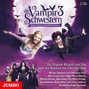 Die Vampirschwestern 3, Reise nach Transsilvanien