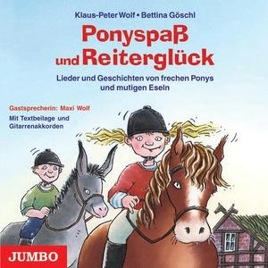 Ponyspaß und Reiterglück