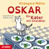 Vergrößerte Darstellung Cover: Oskar. Ein Kater mit Charakter. Externe Website (neues Fenster)