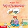 Vergrößerte Darstellung Cover: King-Kong, das Liebesschwein & King-Kong, das Krimischwein. Externe Website (neues Fenster)
