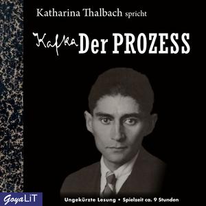 Katharina Thalbach spricht Kafka Der Prozess