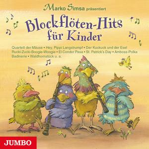 Marko Simsa präsentiert Blockflöten-Hits für Kinder