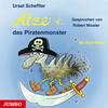 Vergrößerte Darstellung Cover: Ätze, das Piratenmonster. Externe Website (neues Fenster)