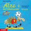 Vergrößerte Darstellung Cover: Ätze, das Fußballmonster. Externe Website (neues Fenster)