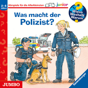 Was macht der Polizist