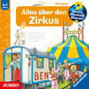 Vergrößerte Darstellung Cover: Alles über den Zirkus. Externe Website (neues Fenster)