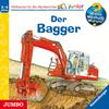 Vergrößerte Darstellung Cover: ¬Der¬ Bagger. Externe Website (neues Fenster)