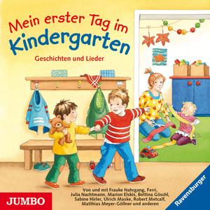 Mein erster Tag im Kindergarten