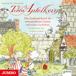 Zauberpicknick im verwunschenen Garten und weitere Geschichten