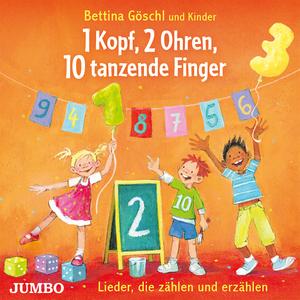 1 Kopf, 2 Ohren, 10 tanzende Finger