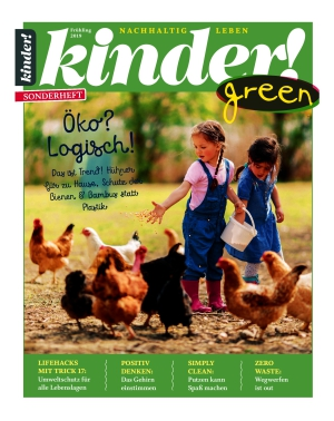 Sonderheft kinder! green