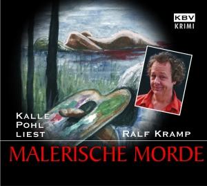 "Kalle Pohl liest ""Malerische Morde"""