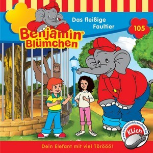 Benjamin Blümchen - Das fleißige Faultier