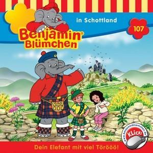 Benjamin Blümchen in Schottland