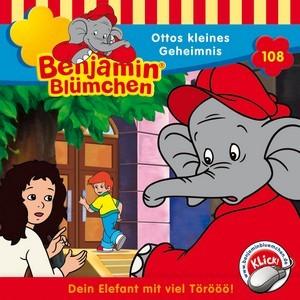 Benjamin Blümchen - Ottos kleines Geheimnis