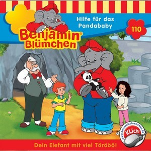 Benjamin Blümchen - Hilfe für das Pandababy