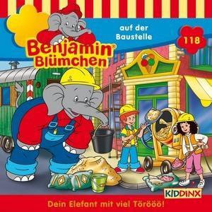 Benjamin Blümchen auf der Baustelle