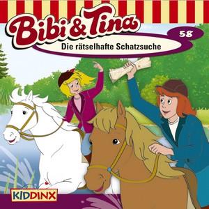 Bibi und Tina - Die rätselhafte Schatzsuche