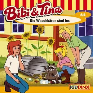 Bibi und Tina - Die Waschbären sind los