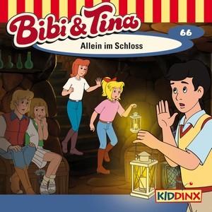 Bibi und Tina - Allein im Schloss