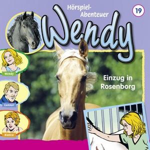 Wendy - Einzug in Rosenborg