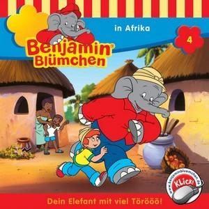 Benjamin Blümchen in Afrika