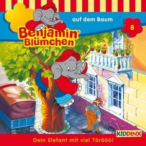 Benjamin Blümchen auf dem Baum