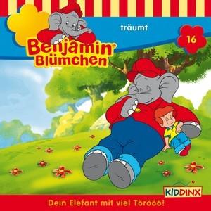 Benjamin Blümchen träumt