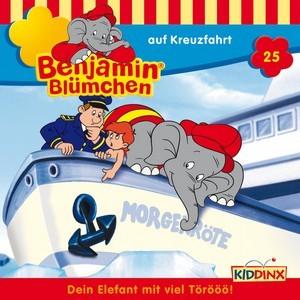 Benjamin Blümchen auf Kreuzfahrt