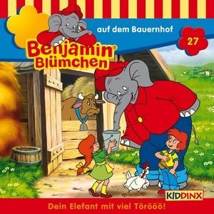Benjamin Blümchen auf dem Bauernhof