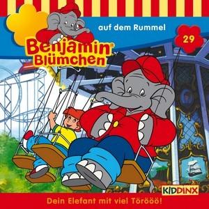 Benjamin Blümchen - auf dem Rummel