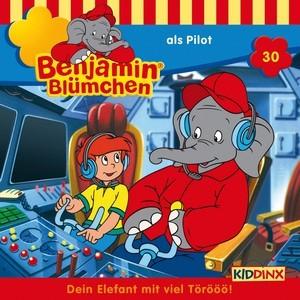 Benjamin Blümchen als Pilot
