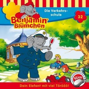 Benjamin Blümchen - Die Verkehrsschule