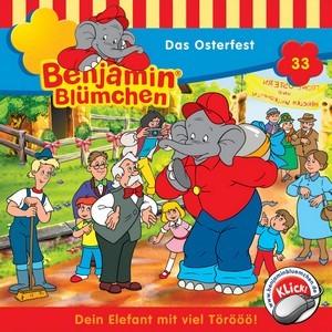 Benjamin Blümchen - Das Osterfest