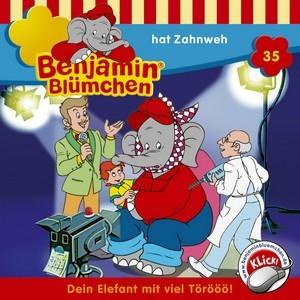 Benjamin Blümchen hat Zahnweh