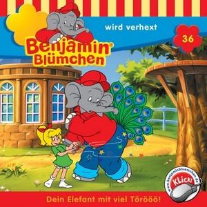 Benjamin Blümchen wird verhext