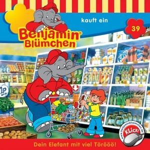 Benjamin Blümchen kauft ein