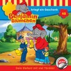 Vergrößerte Darstellung Cover: Benjamin Blümchen kriegt ein Geschenk. Externe Website (neues Fenster)
