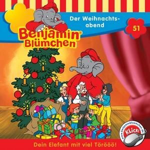 Benjamin Blümchen - der Weihnachtsabend
