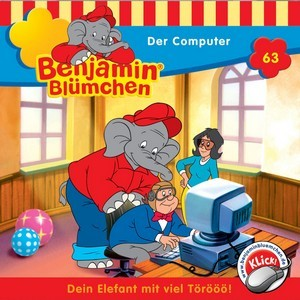 Benjamin Blümchen - Der Computer