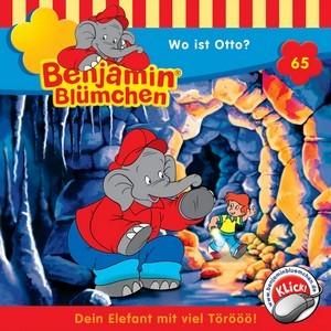 Benjamin Blümchen - Wo ist Otto?