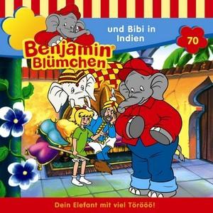 Benjamin Blümchen und Bibi in Indien
