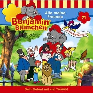 Benjamin Blümchen - Alle meine Freunde