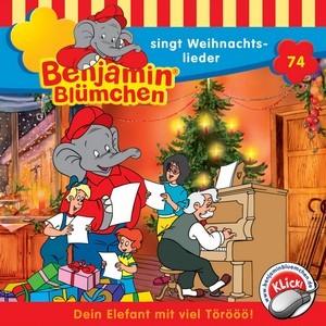 Benjamin Blümchen singt Weihnachtslieder