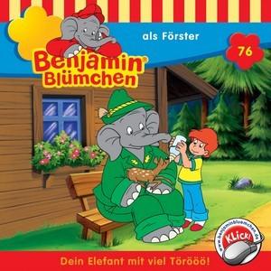 Benjamin Blümchen als Förster